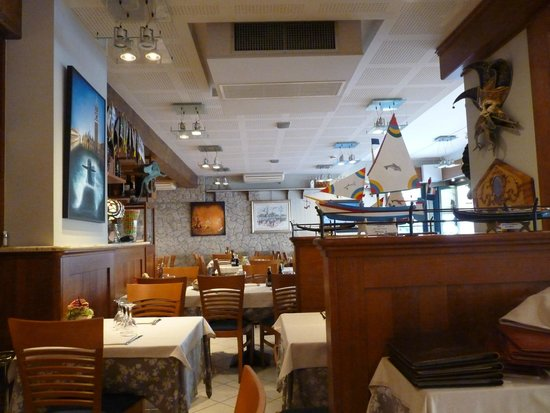 Ristorante Gran Viale: View from our table