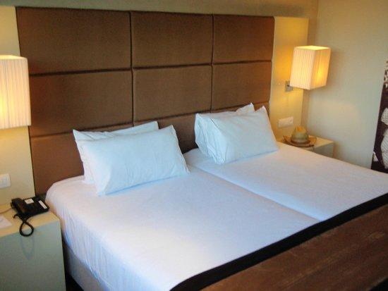 Holiday Inn Madrid - Las Tablas: Odanın görünümü