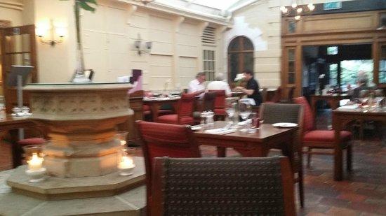 Winepress@wensum: Lovely restaurant