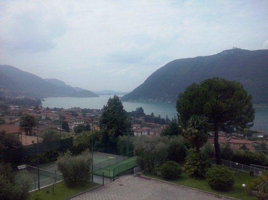 Albergo Rotelli : Panorama dalla camera