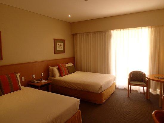 Desert Gardens Hotel, Ayers Rock Resort : スタンダードクラスの部屋