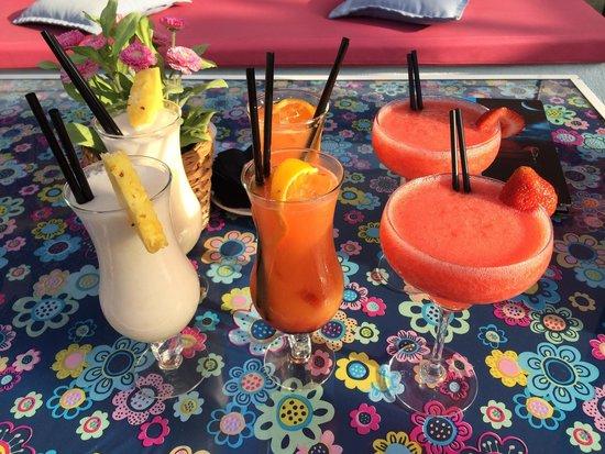 Tanino Restaurante Bar: Fab cocktails...
