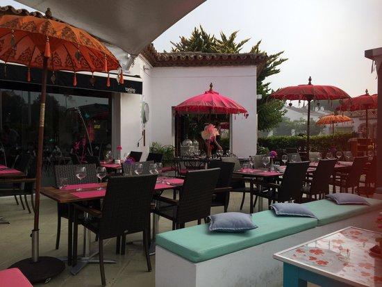 Tanino Restaurante Bar: Beautiful
