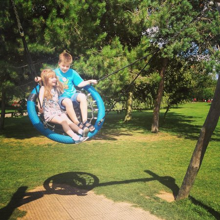 Primrose Valley Holiday Park - Haven: A lot of fun