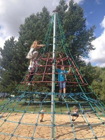 Primrose Valley Holiday Park - Haven: Great fun
