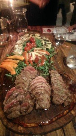 Restaurant Compa: Main Dish