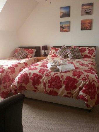 Homeleigh Bed & Breakfast: Family room