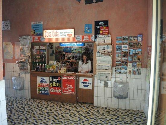 Deutsches Auswandererhaus: Der typische deutsche Kiosk