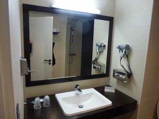 Golfhôtel de Saint-Samson : salle de bain
