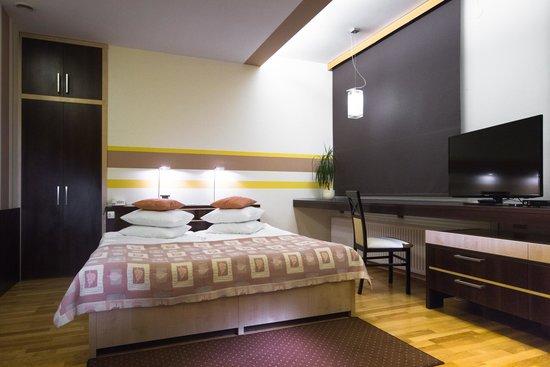 Dikul Centrum Hotel: Pokój dwuosobowy typu DBL