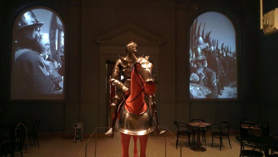 Worcester Art Museum: Knights