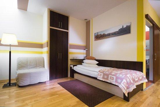 Dikul Centrum Hotel: Pokój jednoosobowy typu SGL