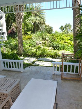 Ocean House: Veranda