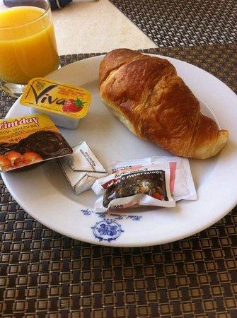 Hotel Terme Don Pepe: colazione