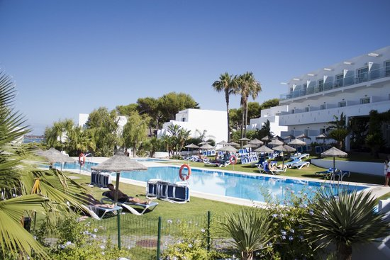 Hotel Conil Park: Zona piscina