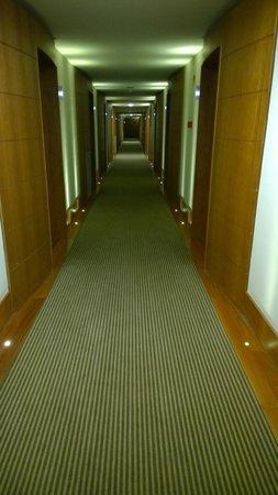 Melia Madeira Mare Resort & Spa: Couloir des chambres