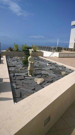 Melia Madeira Mare Resort & Spa: Terrasse