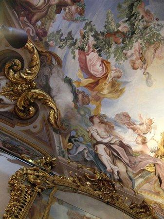 Palazzi dei Rolli: Роспись потолка