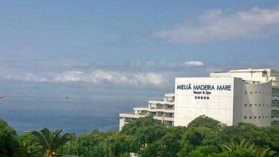 Melia Madeira Mare Resort & Spa : L'hôtel