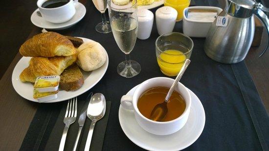 Melia Madeira Mare Resort & Spa : Petit déjeuner
