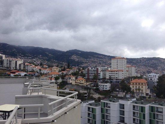 Enotel Quinta do Sol: Cobertura do hotel
