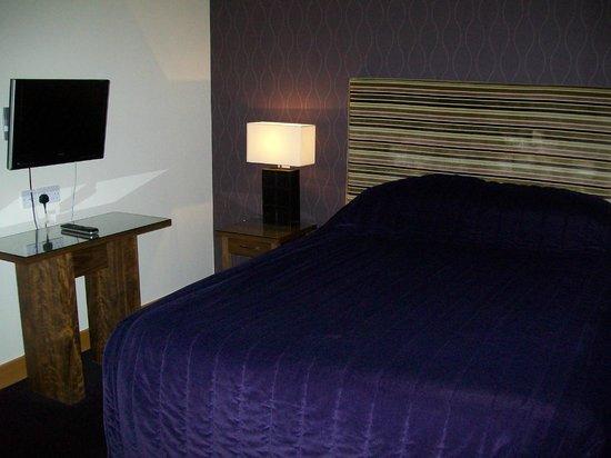 Albert Hotel : Bedroom