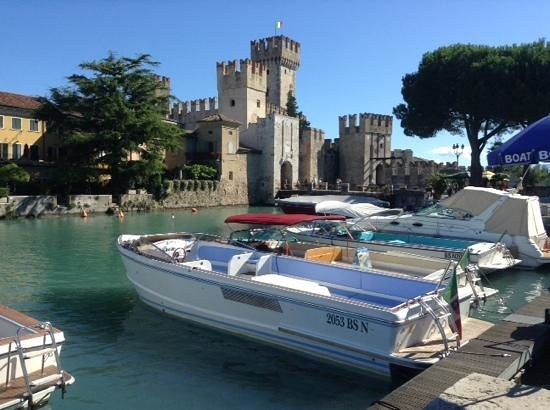 Hotel Sirmione: view of the Hotel