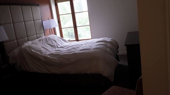 Homewood Suites Mont-Tremblant : Chambre
