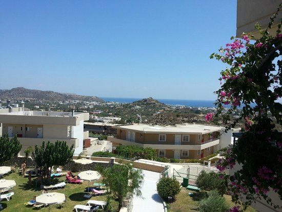 Venezia Resort: vista panoramica dalla stanza 432