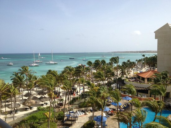 Occidental Grand Aruba All Inclusive Resort: Nice View