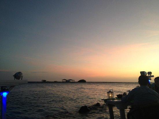 Occidental Grand Aruba All Inclusive Resort: Sunset