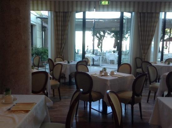 Hotel Sirmione: restarant