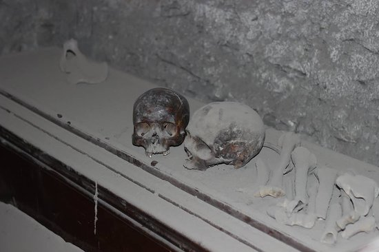 St. Michan's Church : Skull