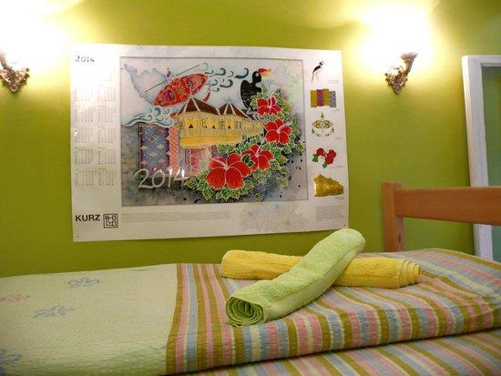 Hostel Quo Vadis: Nature room (3 dorms)
