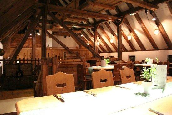 Fischerhaeusl : unser Obergeschoss; ein Unikat in Linz