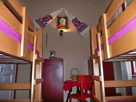 Hostel Quo Vadis: Ethno room