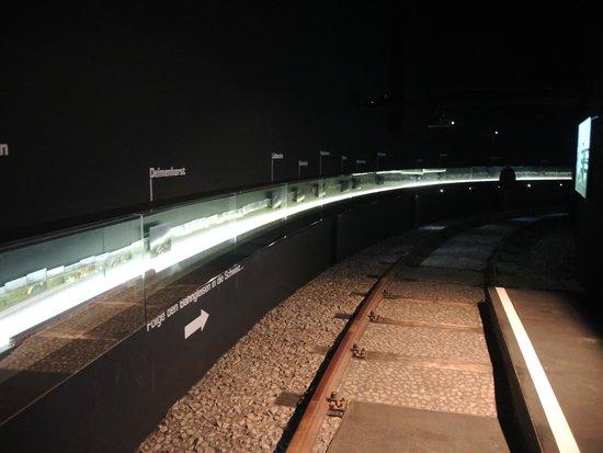 Klimahaus: Die Reise beginnt zu Fuss (mit einer Zugfahrt) von Bremerhaven in die Schweiz