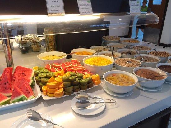 Prinsotel Mal Pas: Frühstück