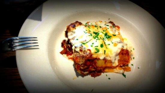 Landmarc: Short Rib Lasagna - to die for