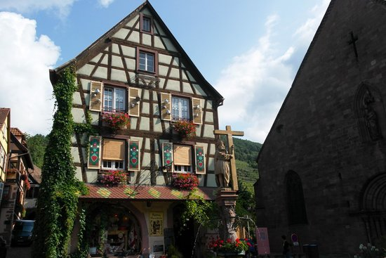 Regioscope Tours: from full day  excursion from Colmar