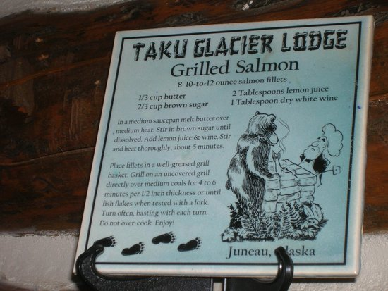 Taku Glacier Lodge & Wings Airways: The secret to salmon success!