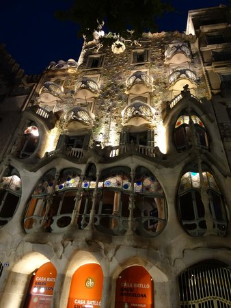 Excursions Barcelona : The lights of night