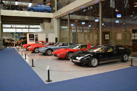 """Autoworld : Prima parte """"Storia della Maserati"""""""