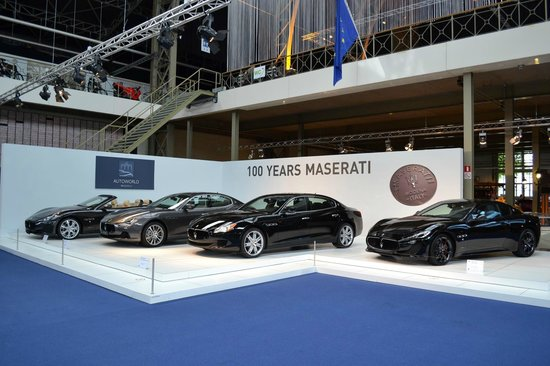 Autoworld : La Maserati del 2014