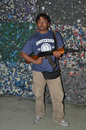 Celeritas Shooting Club: AK47