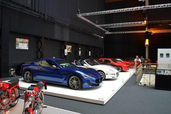 """Autoworld : Seconda parte """"Storia della Maserati"""""""