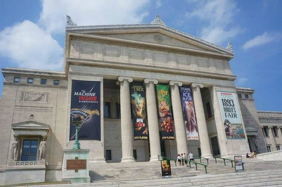 The Field Museum: Exterior of the Museum