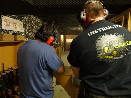 Celeritas Shooting Club: While shooting