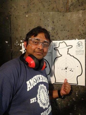 Celeritas Shooting Club: target achieved