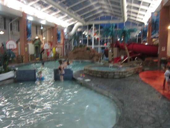 Comfort Inn Splash Harbor : Splash Harbor